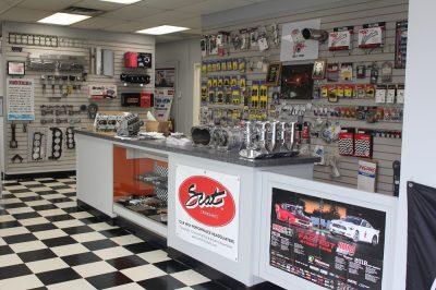 Precision Engine Rebuilders Storefront